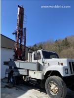 Speedstar Quickdrill 600 Drilling Rig - 1984 Built - For Sale