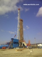 Spencer Harris 7000 Drilling Rig For Sale