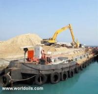 Split Hopper Barge - 44m - for Sale