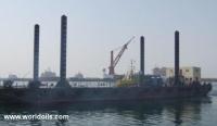 Spud Barge - 55m - For Sale