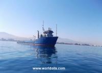 Supply Vessel Tugboat - 1987 Built for Sale