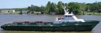 140 feet SWATH Crewboat for Sale