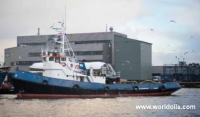 Towing & Salvage Vessel - 42m - For Sale