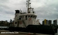 Tug Boat 32m for sale