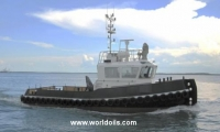 Tug Boat - 16m - for sale