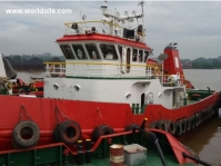 Tug Boat - For Sale