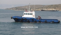 Tug Boat - 21m for Sale