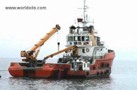 Tugboat - 33m - for Sale