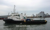 Twin Screw Tug Boat 2006 Built for Sale