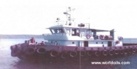 Twin Screw Tug Boat -1994 Built for Sale