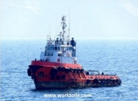 Conventional Twin Screw Tugboat for Sale