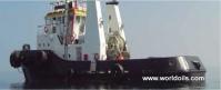 Twin Screw Tug Boat