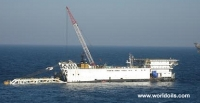 85M Pipe Laying Barge for Lease