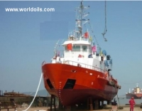 Utility Vessel - 34m - for Sale