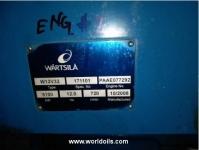Wartsila W12V32 generators for sale