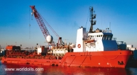 Well Stimulation Vessel for sale