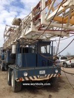 Wilson Mogal 42 Workover Rig - 350 Hp - for sale