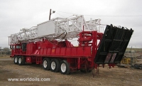 Wilson Mogul 42B Mounted Truck Well Service Rig