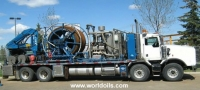 T800 Truck Mounted Coiled Tubing Unit