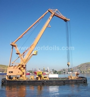 49M Floating Crane for sale