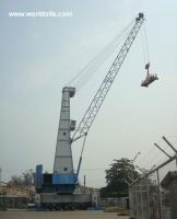 2001 Gottwald HMK 300E Mobile Harbour Crane for sale