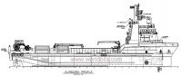 240FT Platform Supply Vessel for Sale