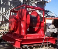 Markey Model DES 26 Single Drum Winch for Hire