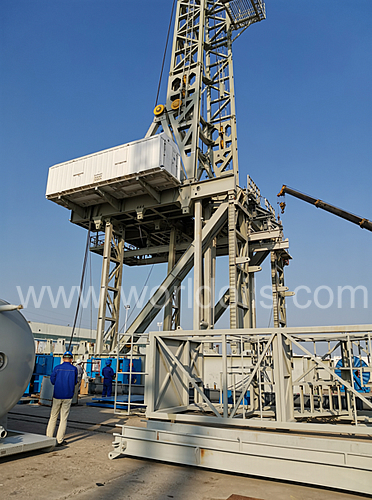 3000HP Electric Deep Drilling Rig - For Sale