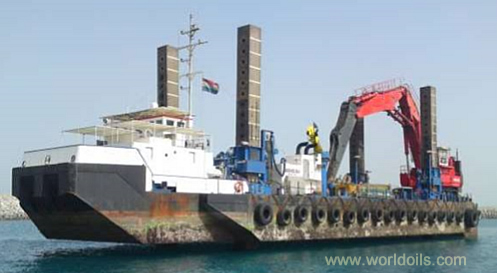 1997 built Dredger for sale