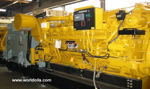 Caterpillar Generator 2008 Built for Sale