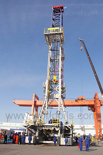 New Electric Land Drilling Rig for Sale