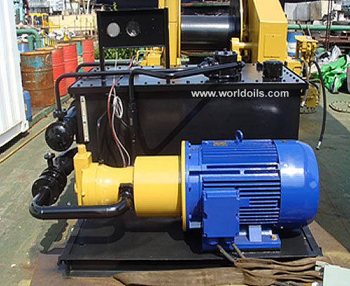 Ship's Towage Winch for sale