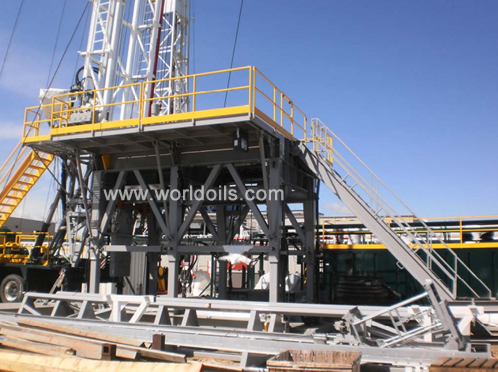 Telescoping Substructure - For Sale