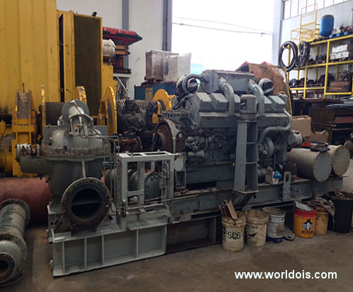 KTTA 50-C Trenching Pump for Sale