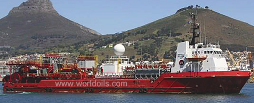 274FT Well Stimulation Vessel for Sale