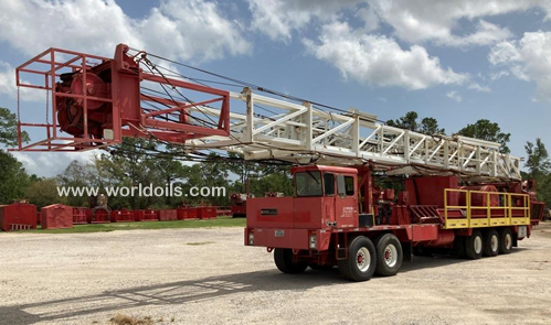 Workover Rig for Sale
