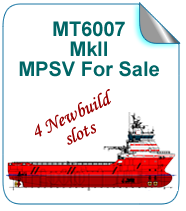 MPSV MT6007 For Sale